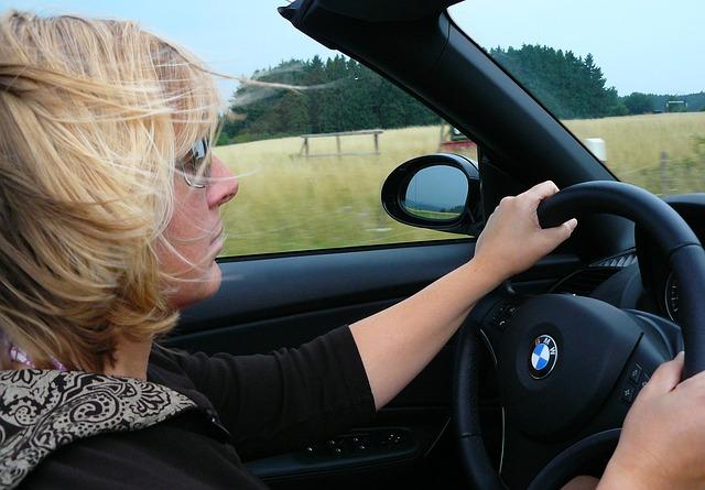 donna la volante