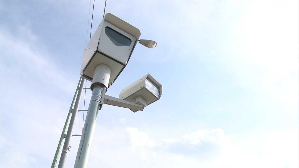 telecamera controllo traffico